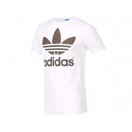 CNY TEE M BLC - Tee Shirt Homme Adidas