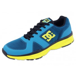 UNILITE TRAINER BLY - Chaussures Running Homme DC Shoes
