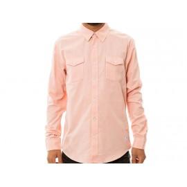 GONZ LS WOV ROS - Chemise Homme Adidas