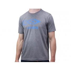 ATH CO TEE LL M GCH - Tee Shirt Homme Umbro
