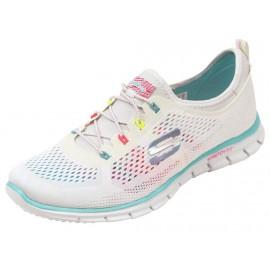 GLIDER HARMONY WHM - Chaussures Running Femme Skechers