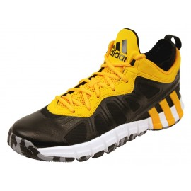 CRAZYQUICK 2.5 LOW M NRJ - Chaussures Basketball Homme Adidas