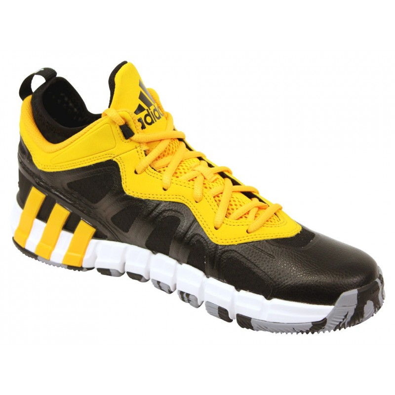 promo code 5b4ac 18200 CRAZYQUICK 2.5 LOW M NRJ - Chaussures Basketball Homme Adidas