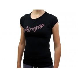 J FEDIRA MC NR - Tee Shirt Fille Airness