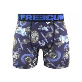 BOXER IMPRIME STW - Sous-Vêtements Homme Freegun