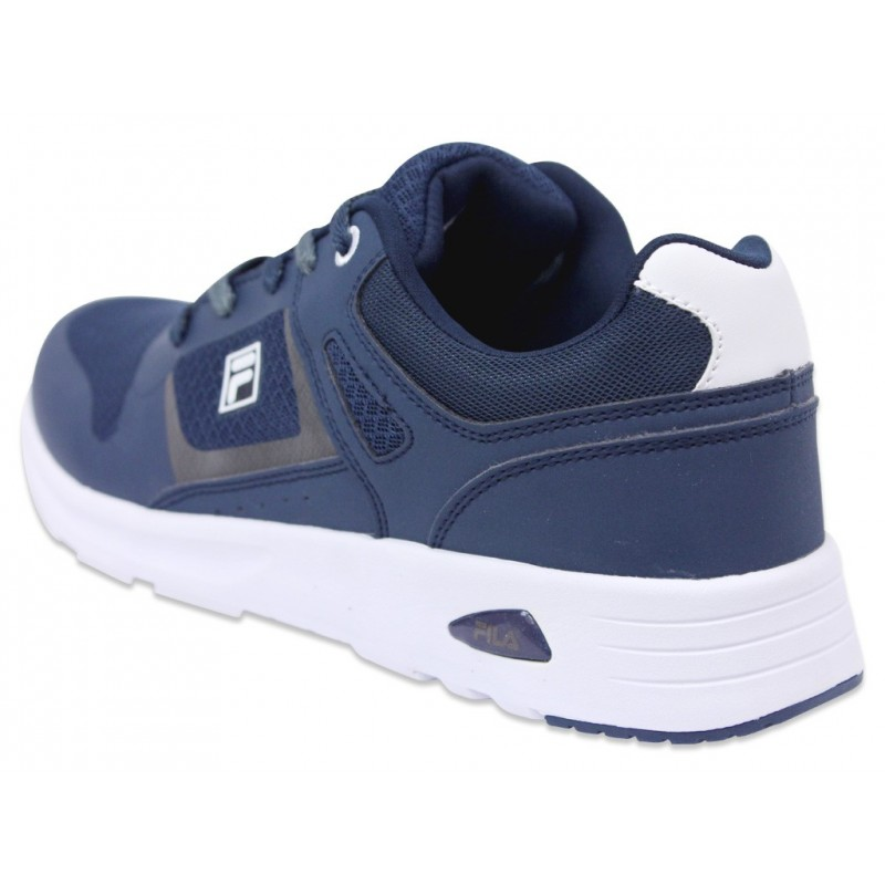 NEWMAN LOW M BBH - Chaussures Homme Fila rdb0H