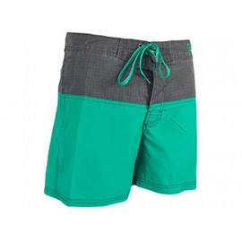 BEACH SHORT SPLIT M GRE - Short de Bain Homme Waxx