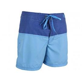 BEACH SHORT SPLIT M BUE - Short de Bain Homme Waxx