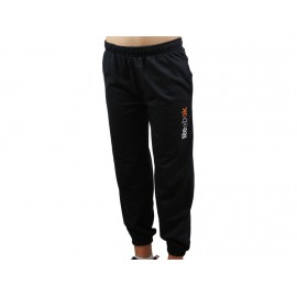 PANTS LONG NR - Pantalon Fille Reebok