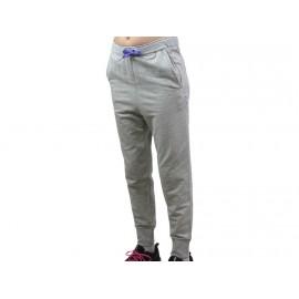YG W D KN PANT GRI - Pantalon Fille Adidas