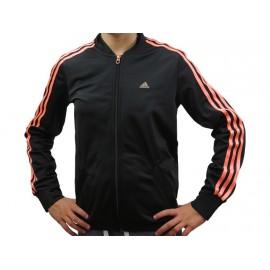YG B TRACKTOP BLP - Veste Fille Adidas