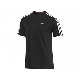 ESS 3S CREW TEE NR - Tee Shirt Entrainement Homme Adidas