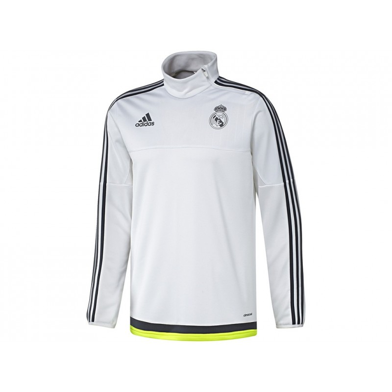 REAL TRG TOP M BLC - Sweat Real Madrid Football