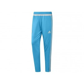 OMP TRG PANT M BLE - Pantalon Football Real Madrid Homme Adidas