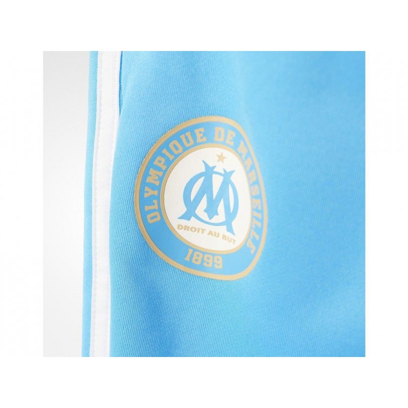 S88929 Om Pantalon Bleu Olympique Trg Adidas Marseille Tienda Pant wt0tf