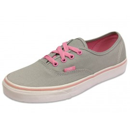 U AUTHENTIC W GRI - Chaussures Femme Vans