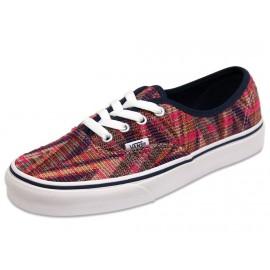 U AUTHENTIC W MUL - Chaussures Femme Vans