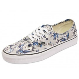 U AUTHENTIC GRI - Chaussures Femme Vans