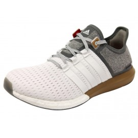CC GAZELLE BOOST M BLC - Chaussures Running Homme Adidas