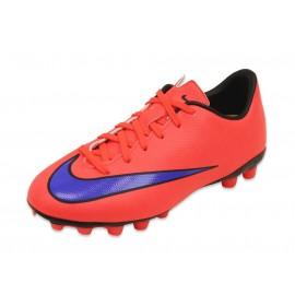 MERCURIAL VICTORY V AG JR RGE - Chaussures Football Garçon Nike