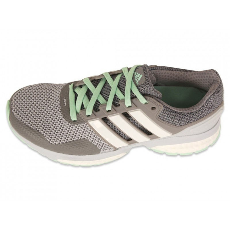 RESPONSE 2 W GRI Chaussures Running Femme Adidas Chaussures de