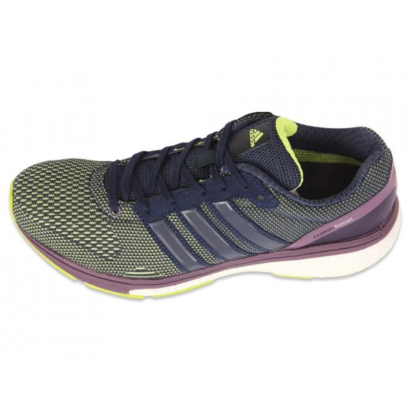 ADIZERO BOSTON 5 TSF W VIO Chaussures Running Femme Adidas