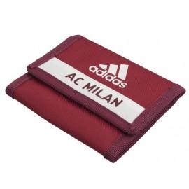ACM WALLET RGE - Portefeuille AC Milan Football Garçon/ Homme Adidas