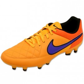 TIEMPO GENIO LEATHER FG ORG - Chaussures Football Homme Nike