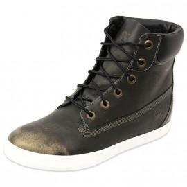 GLASTENBURY 6IN W BLK - Chaussures Femme Timberland