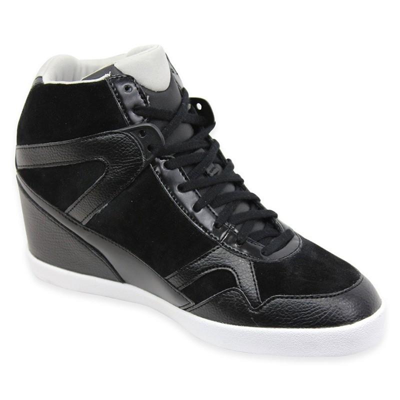 segur suede blk chaussures femme le coq sportif chaussures de v. Black Bedroom Furniture Sets. Home Design Ideas