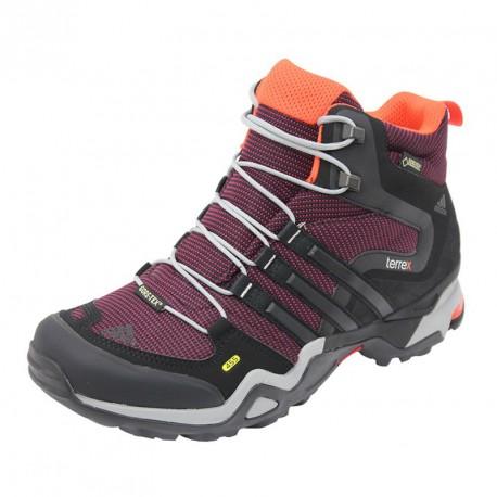 Chaussures Vio Adidas Gtx W High X Femme Terrex Fast Randonnée wqa74Zv