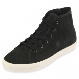 CHARLETY SUEDE BLK - Chaussures Femme Le Coq Sportif