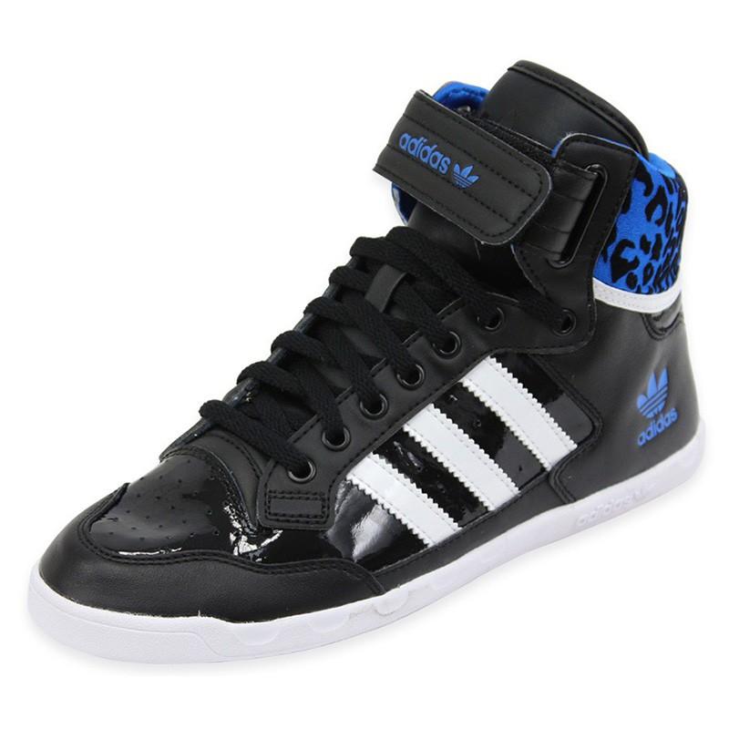 CENTENIA HI W BLK Chaussures Femme Adidas Baskets