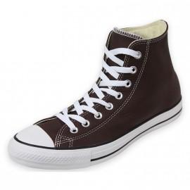 CTAS SEASONAL HI  CUIR - Chaussures Homme/Femme Converse