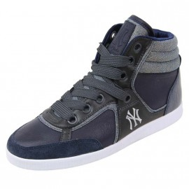 JANETI FAKE SUEDE WO -  Chaussures Femme New York Yankees