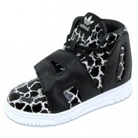 JS LETTERS GIRAFFE I NR - Chaussures Bébé Fille Adidas