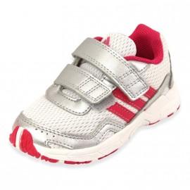 CLEASER 2 CF I GRI - Chaussures Bébé Fille Adidas