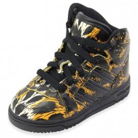 JS INSTINCT HI LEO - Chaussures Bébé Fille Adidas