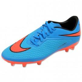 HYPERVENOM PHELON FG BLE - Chaussures Football Homme Nike