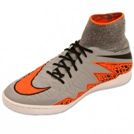 HYPERVENOM PROXIMO IC GRI - Chaussures Futsal Homme Nike