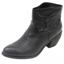 WESLEY W NR - Chaussures Femme Kaporal