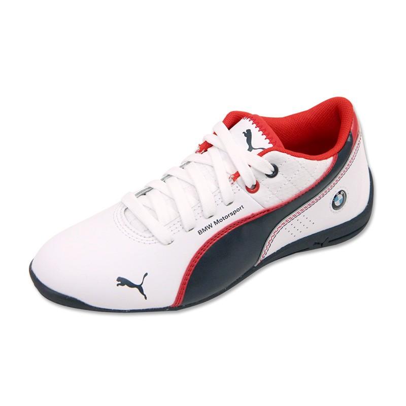 Jr Puma 6 Cat Garçon Blc Baskets Drift L Chaussures Bmw Ifq7OawF