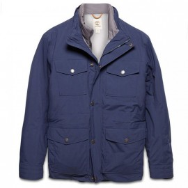 MOUNT CLAY 3IN1 WATERPROOF FIELD JKT NAV - Veste Imperméable Homme Timberland