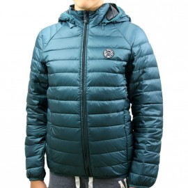 DOWN JACKETS KID MLH JR APG - Doudoune Fille Waxx