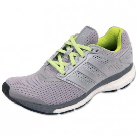 SUPERNOVA GLIDE 7 W GRI - Chaussures Running Femme Adidas