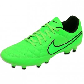 TIEMPO GENIO LEATHER FG VER - Chaussures Football Homme Nike