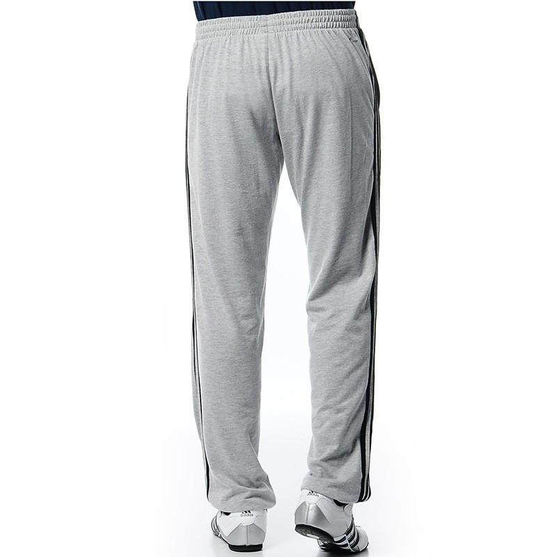 pant sj long gri jogging homme adidas pantalons. Black Bedroom Furniture Sets. Home Design Ideas