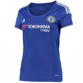 CFC H JSY W BLE - Maillot Football FC Chelsea Femme Adidas