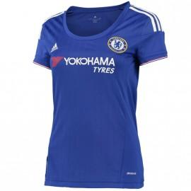 CFC H JSY W BLE - Maillot Football FC Chelsea Femme Adidas