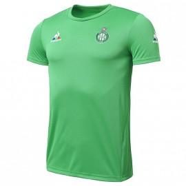 ASSE TRAINING TEE SP SS M VER - Tee shirt Football Saint Etienne Homme Le Coq Sportif